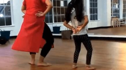 Bharatanatyam classes for kids in Houston