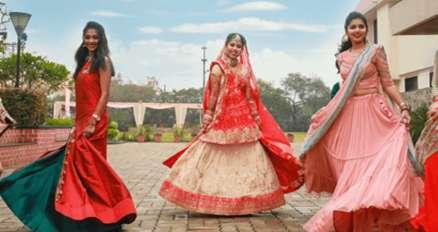 Indian wedding choreography in Houston