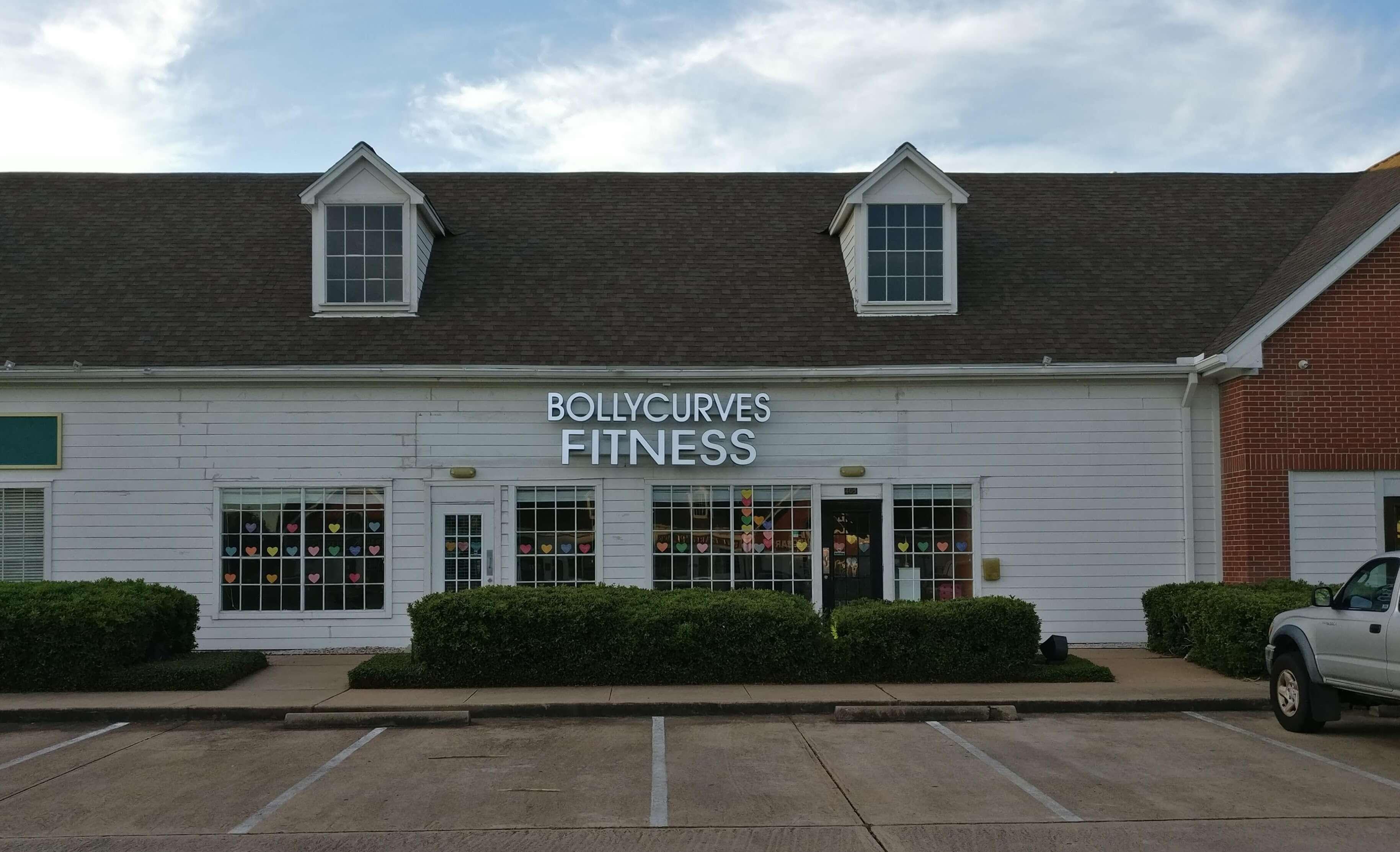 bollycurves dance studio storefront