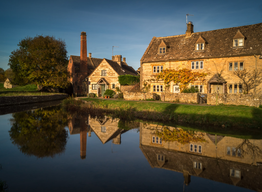 Rent a Land Rover to go to the Cotswolds