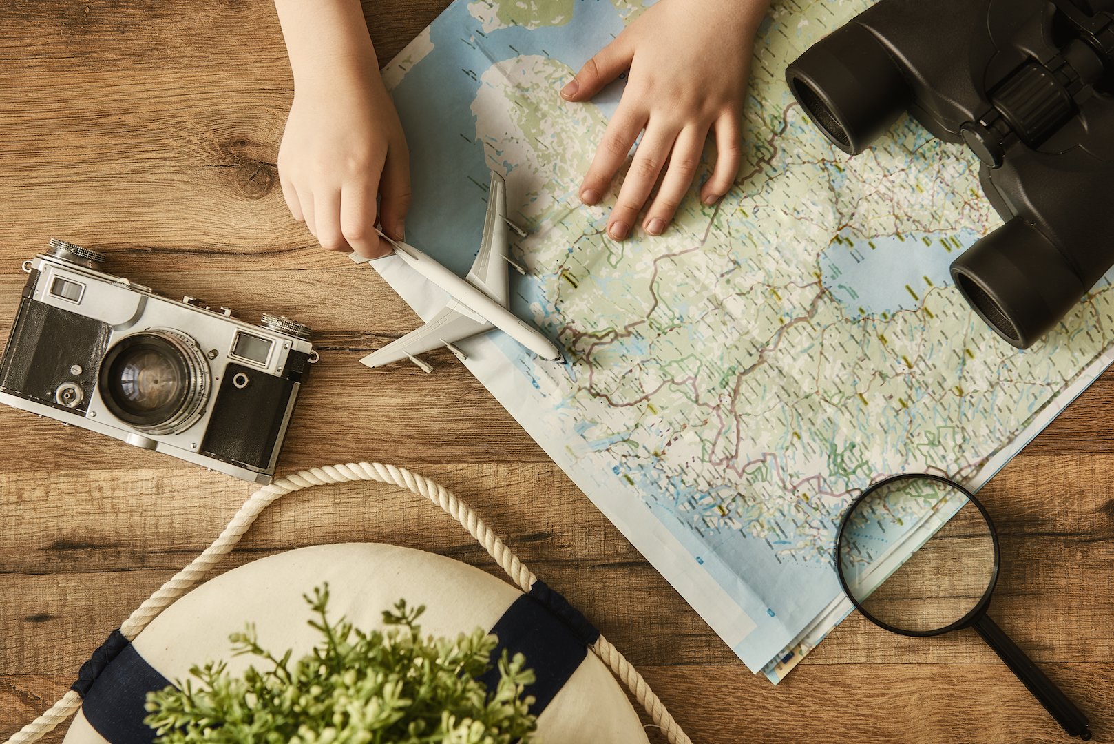 Five Fantastic Family Trips from London