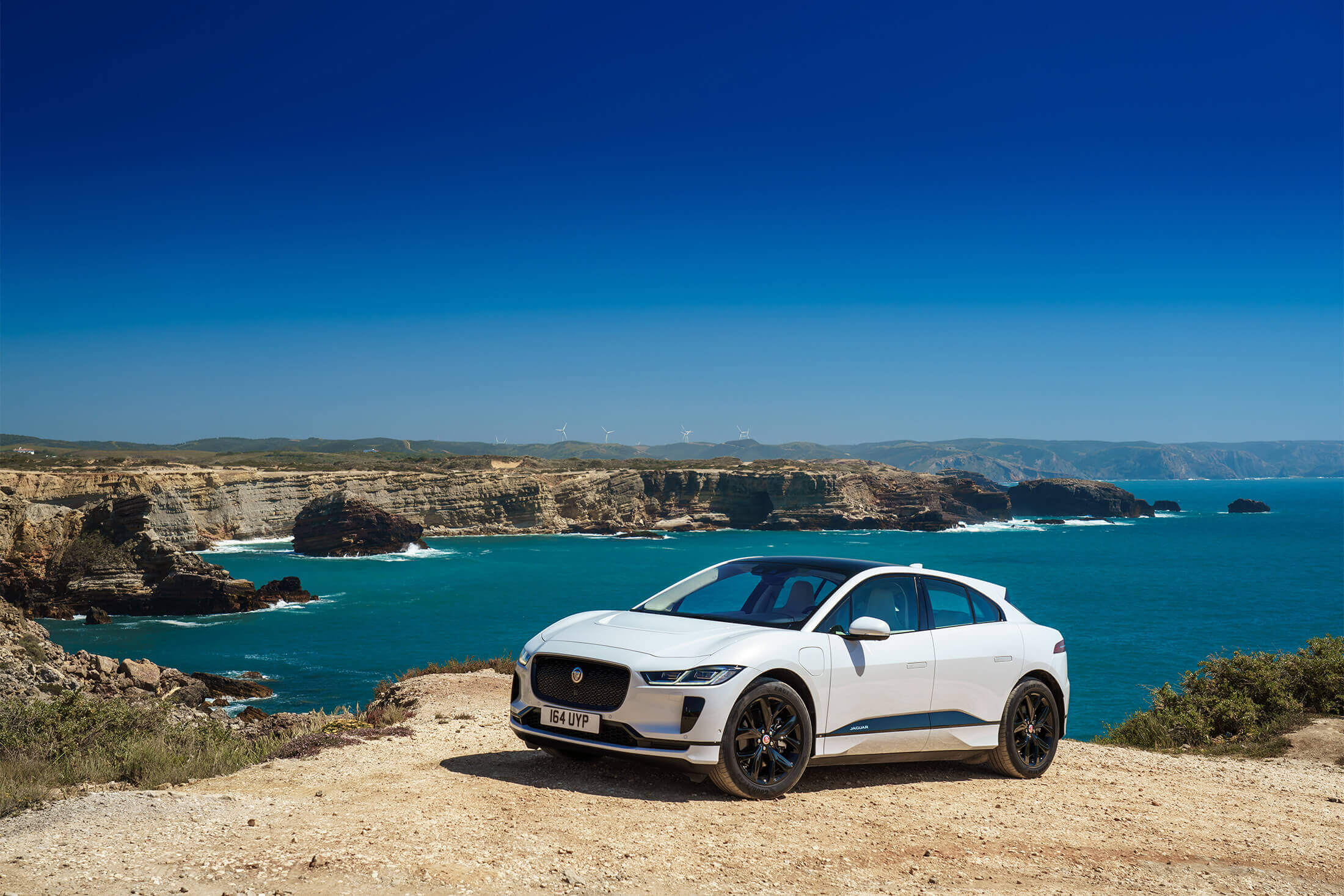 JAGUAR I-PACE - NOW AVAILABLE WITH THE OUT