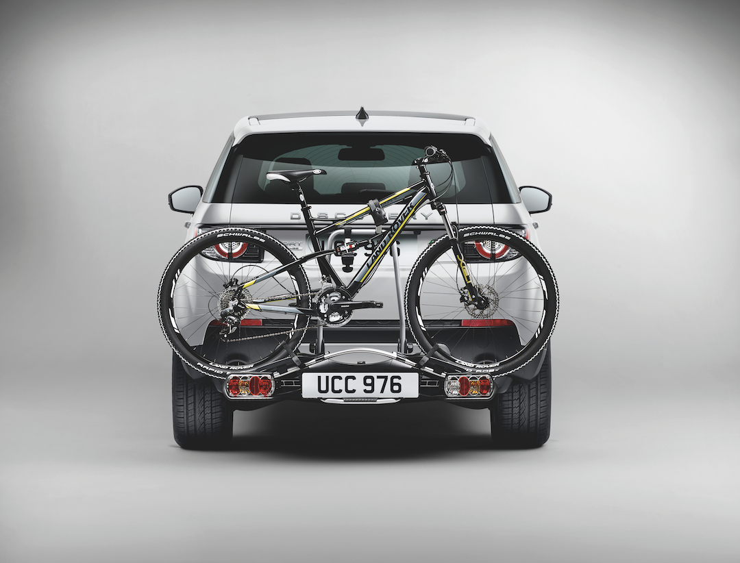 Land Rover Discovery Sport Bike Rack