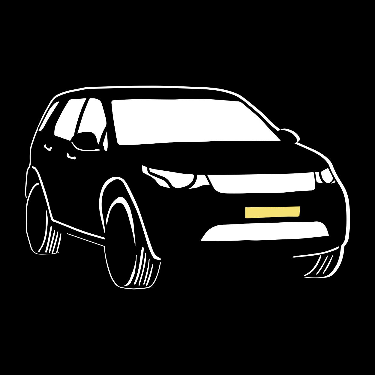 Land Rover or Range Rover Car Rental
