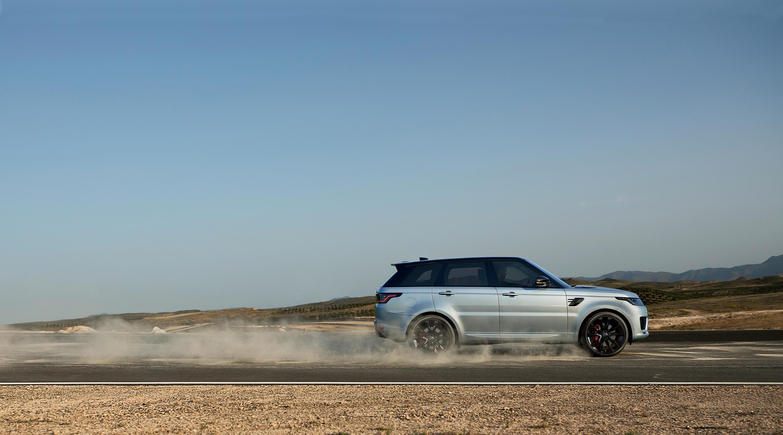 Rent a Range Rover Sport HSE
