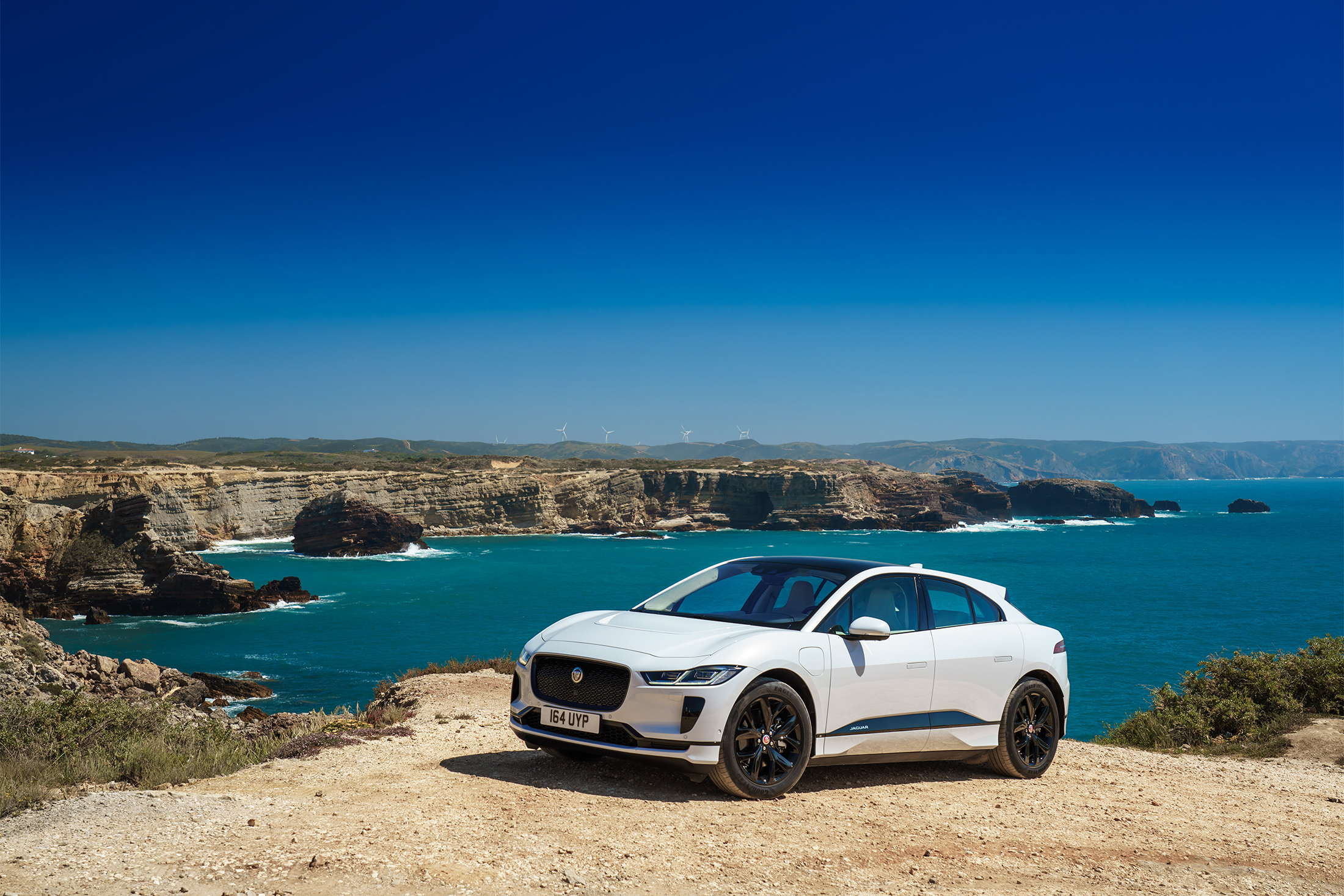 Rent a Jaguar I-PACE