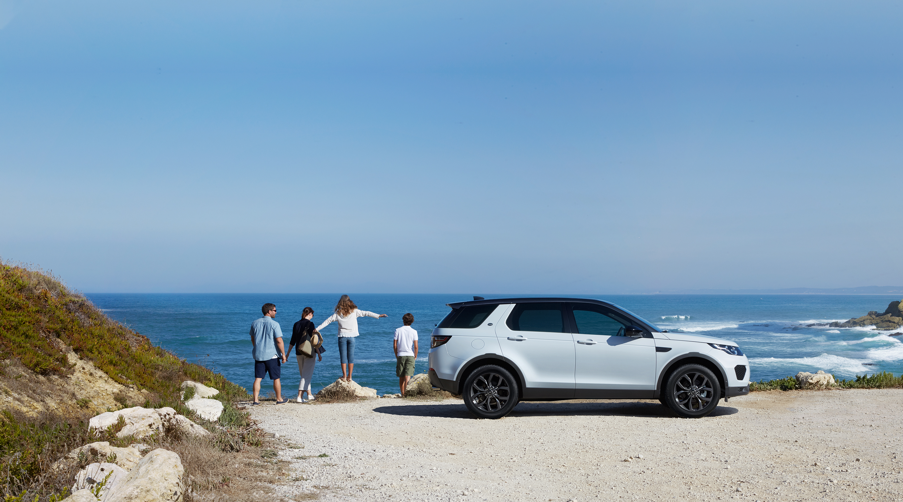 Spotlight on the Land Rover Discovery Sport HSE