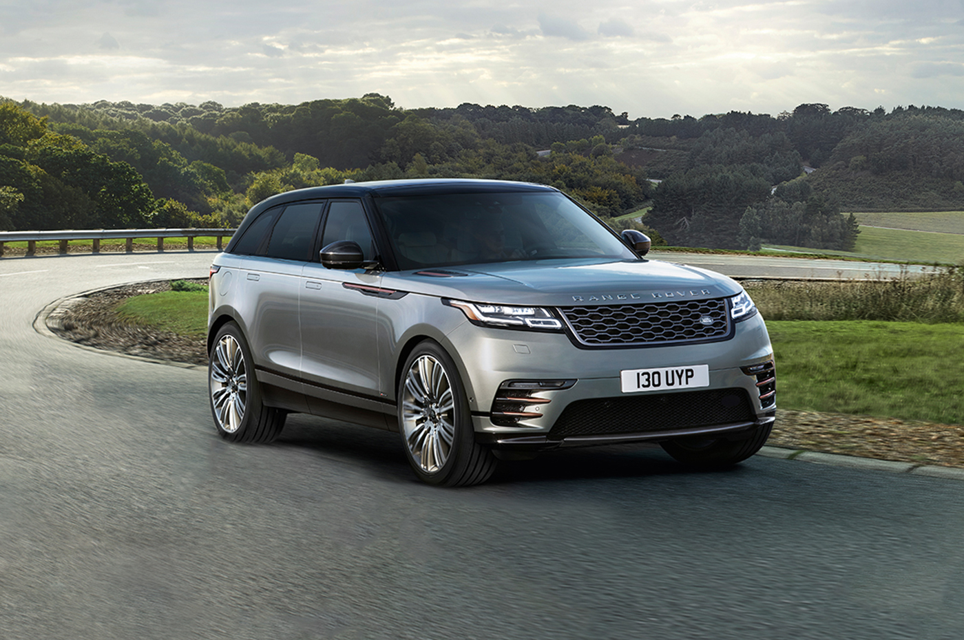 Range Rover Velar for rent