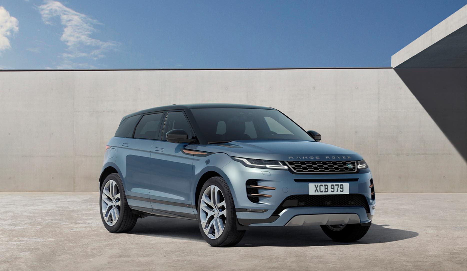 Range Rover Evoque - newest arrival