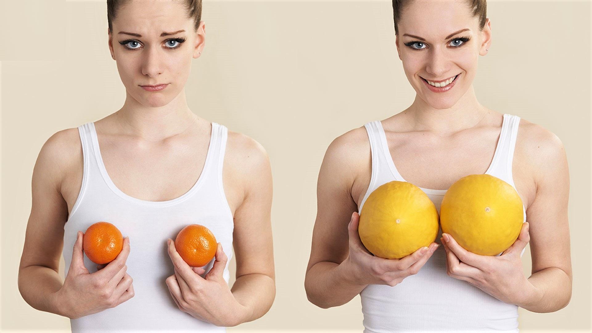 2. Cách làm ngực to ra với các bài tập thể dục