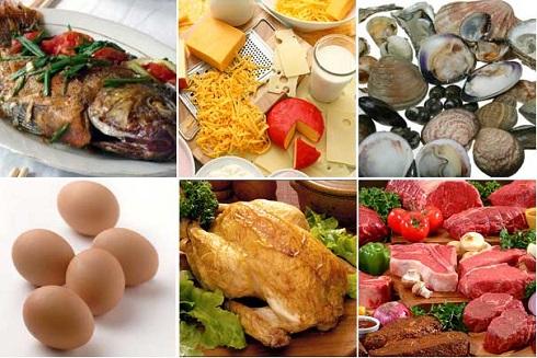 7.Chế độ ăn giúp tăng vòng 1