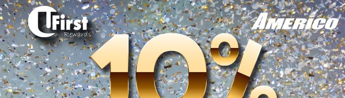Americo UFirst Rewards - 10% Med Supp Bonus