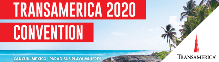 Transamerica 2020 Convention: Cancun, Mexico