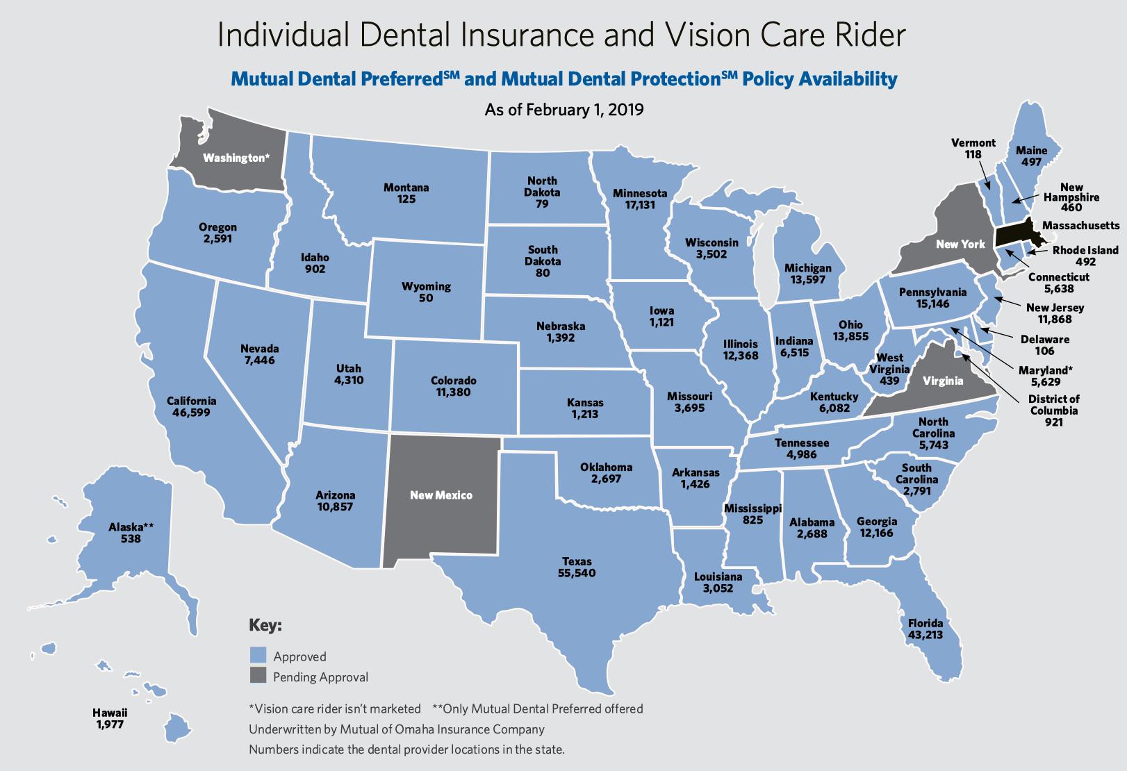 Sell Mutual Of Omaha Dental, Vision, and Hearing Insurance ...