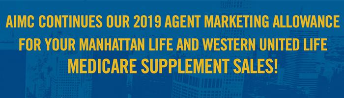 Western United Life/Manhattan Life Agent Marketing Allowance Program