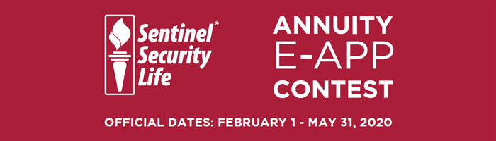 Sentinel Security Life Annuity e-App Contest