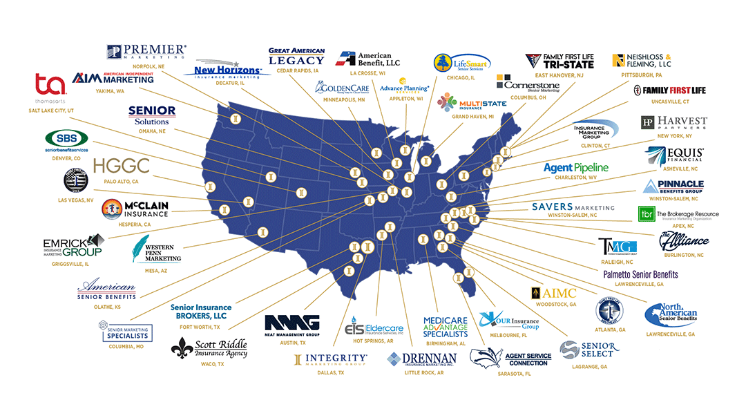 Integrity Partner Map
