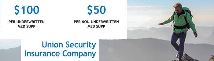 USIC Med Supp Cash Bonus Program | Q4 2020