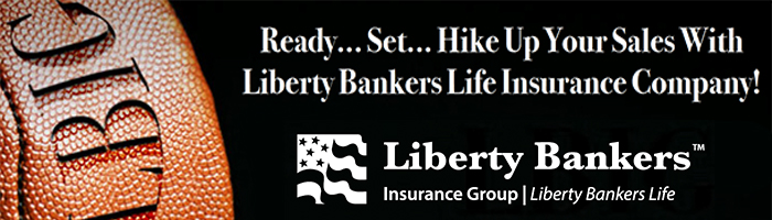 Cash Bonus for Liberty Bankers Life e-Applications