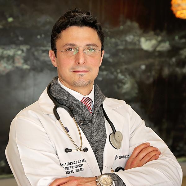 Dr. John V. Tedesco, D.O, FACOS