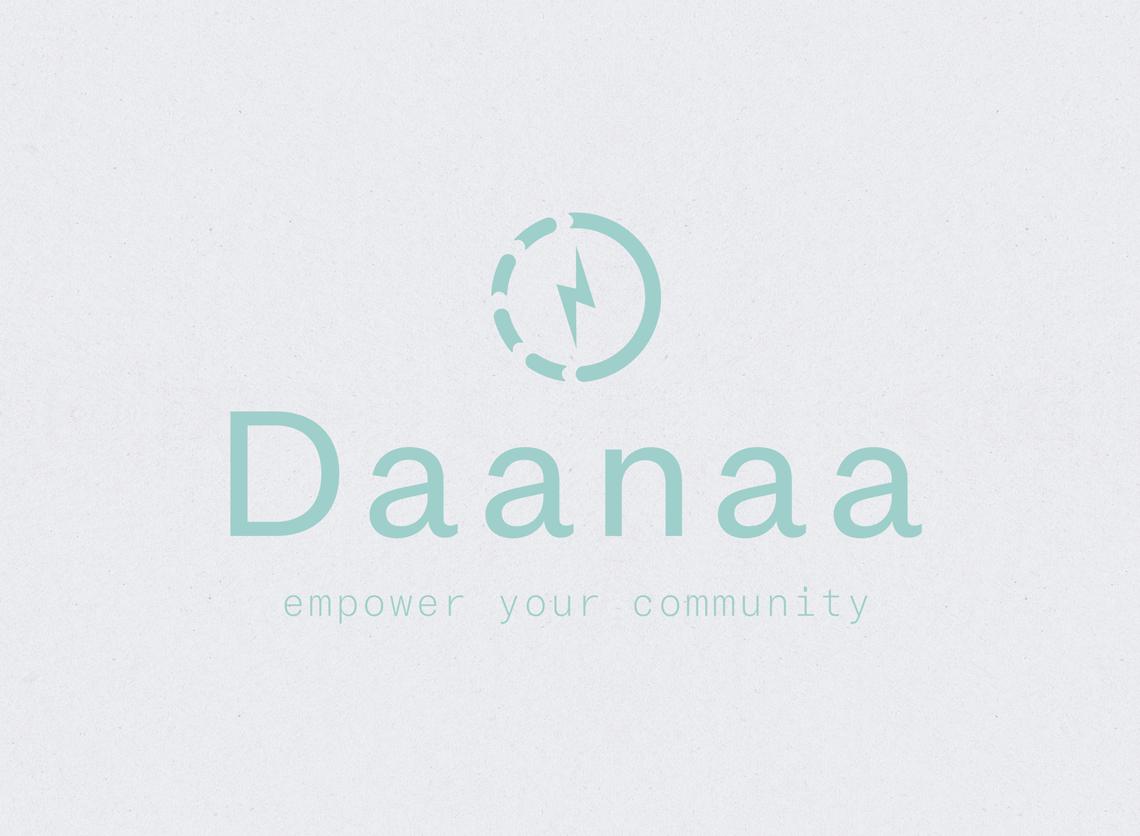 Siblings Creative Design Studio Daanaa Brand Mark