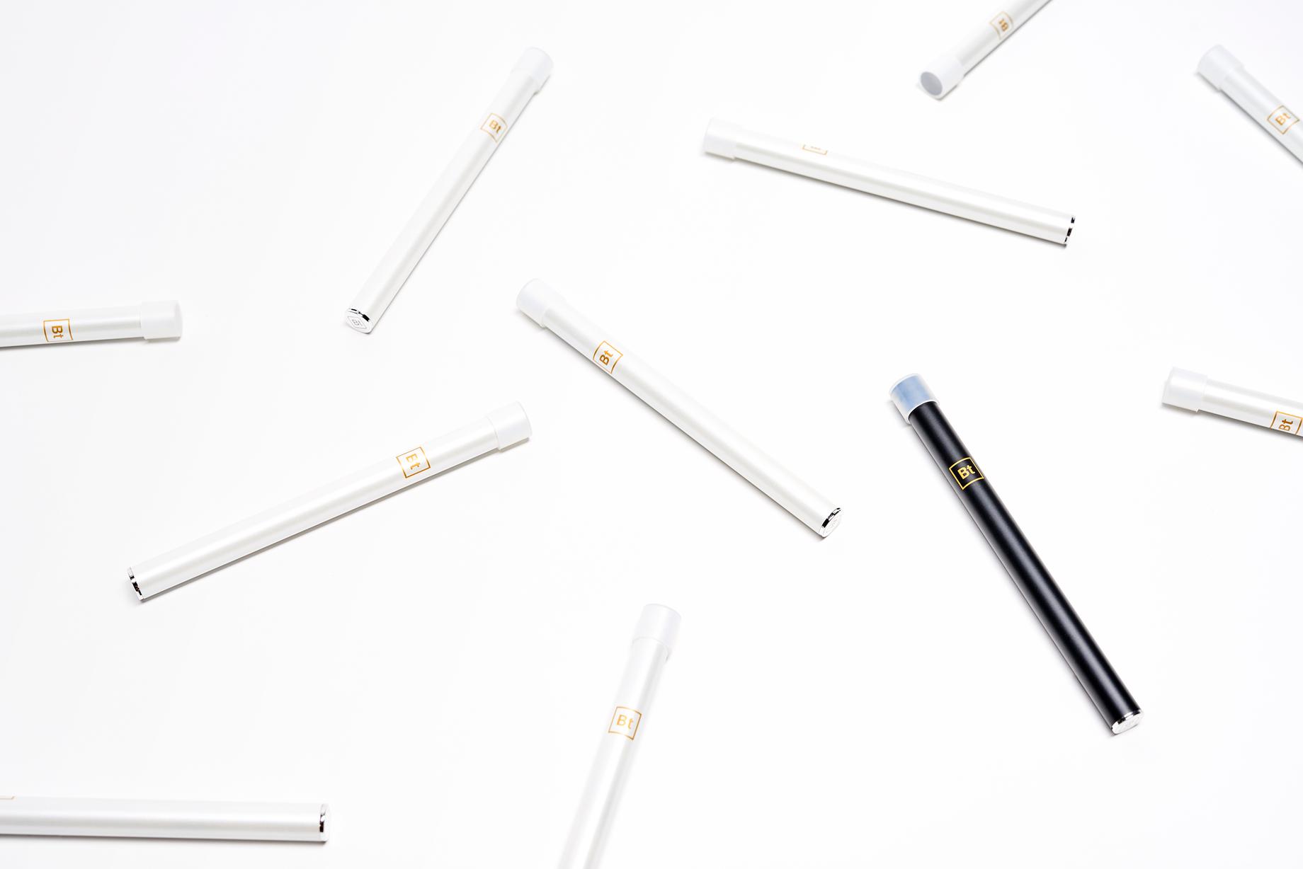 Siblings Creative Design Studio Botatech White Pens