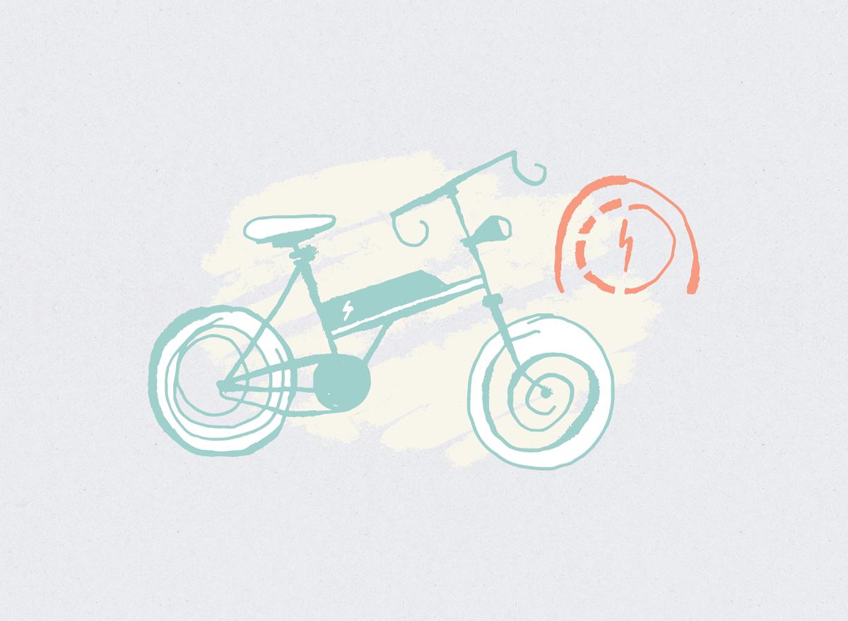 Siblings Creative Design Studio Daanaa Bike