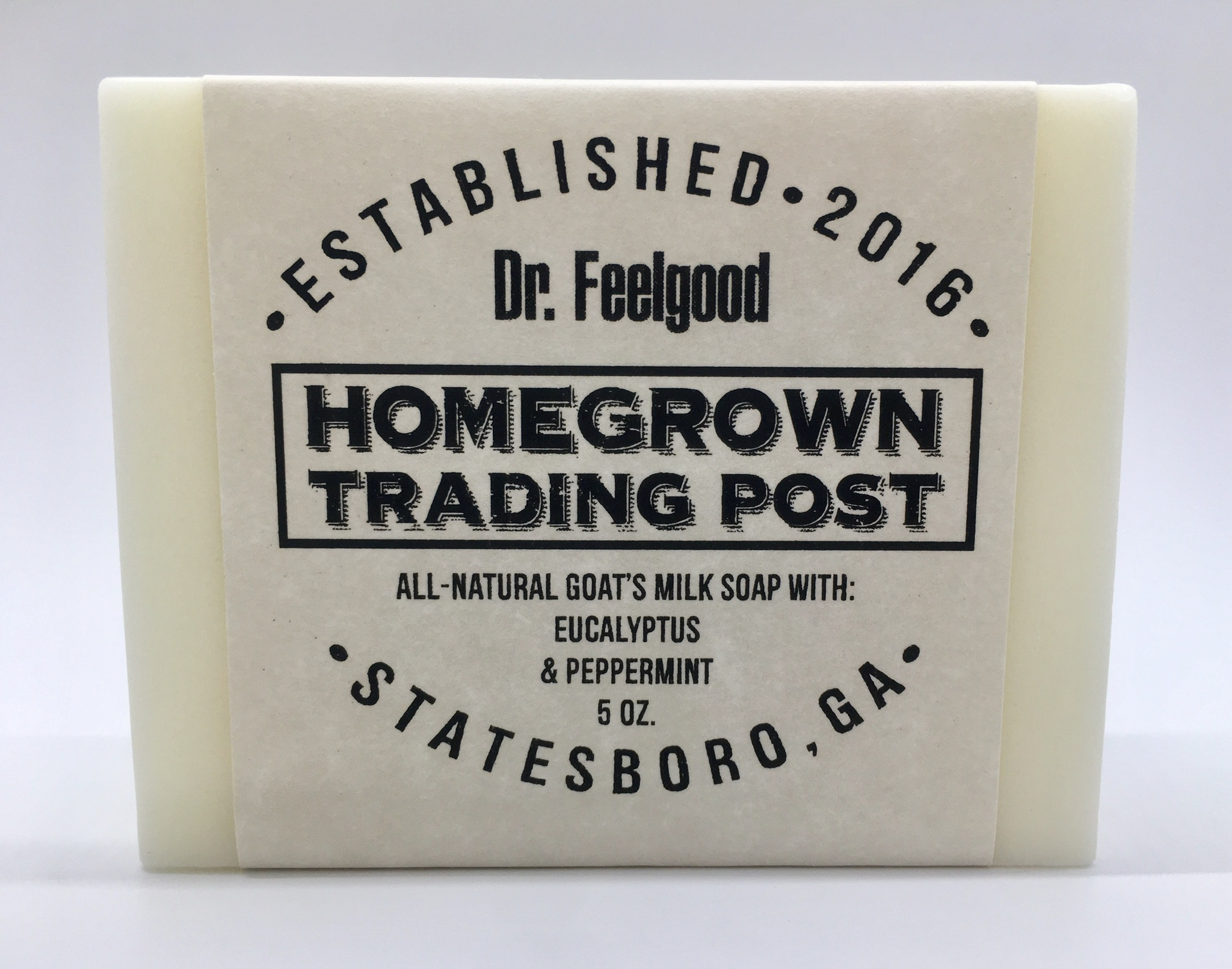 Dr. Feelgood - Goat's Milk Soap