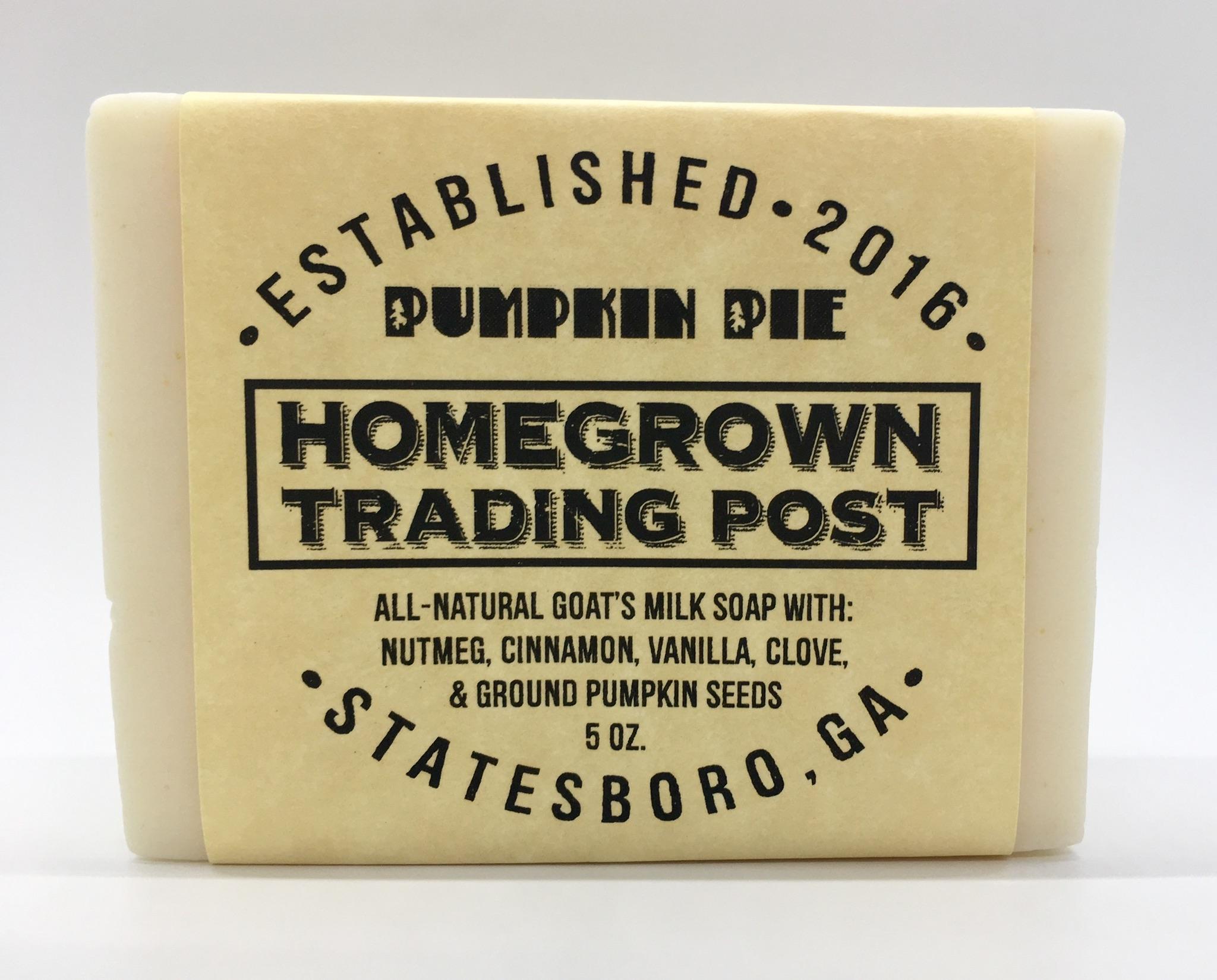 Pumpkin Pie - Goat's Milk Soap