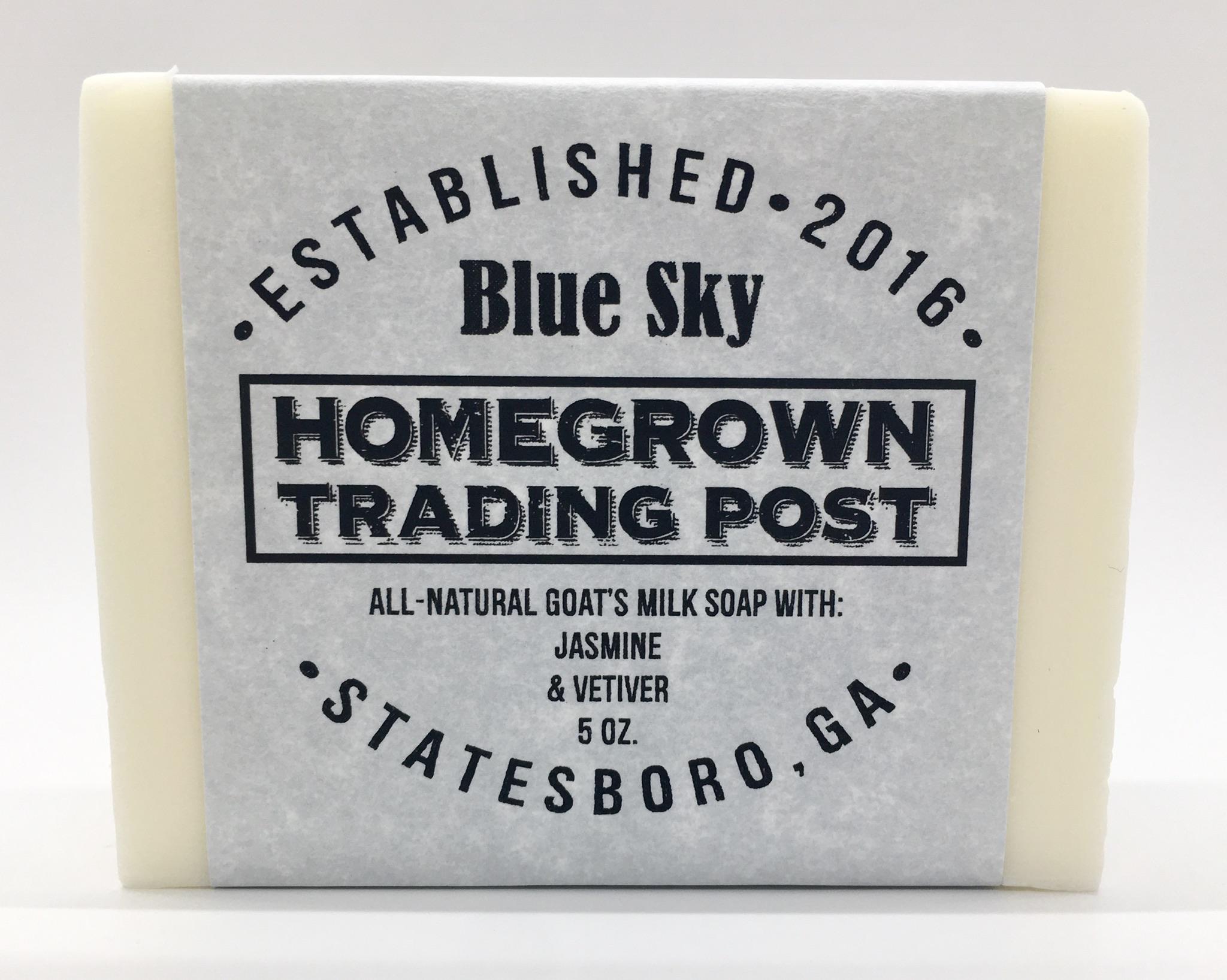 Blue Sky - Goat's Milk Soap