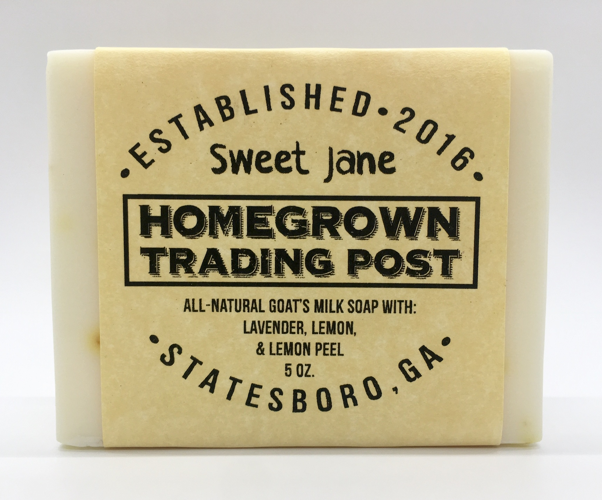Sweet Jane - Goat's Milk Soap