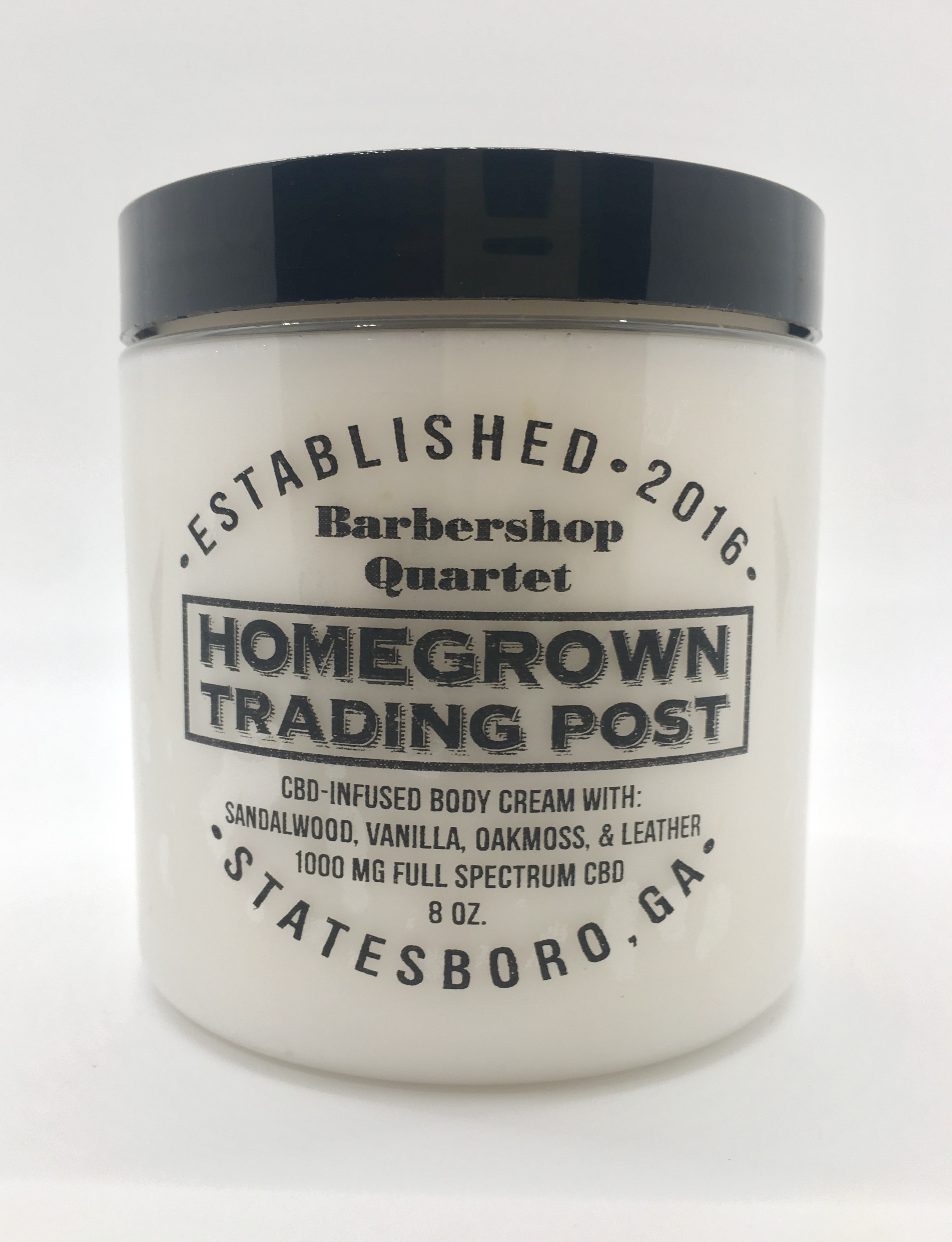 Barbershop Quartet-1000 mg-CBD Cream