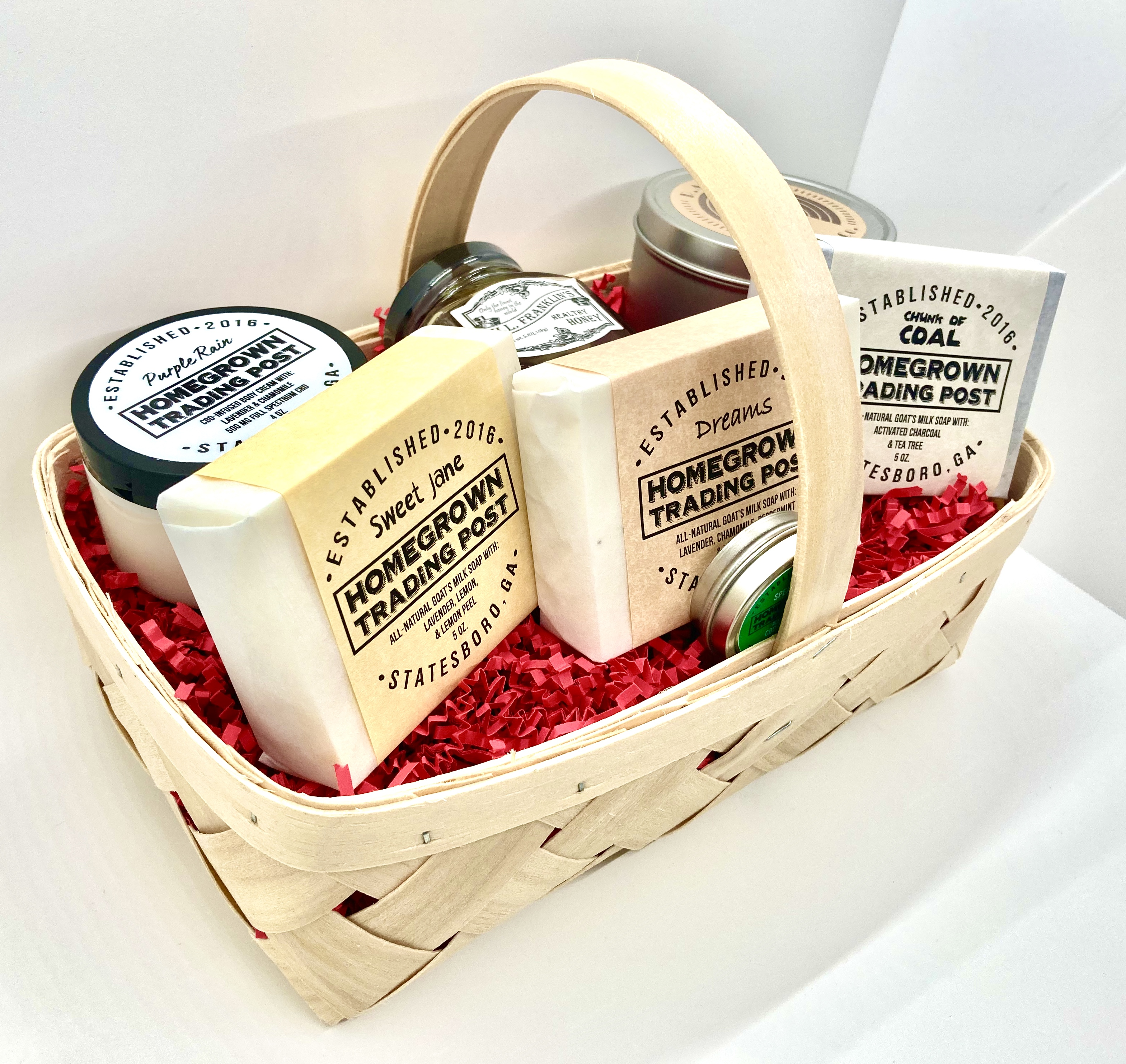 Boro' Basket For Her