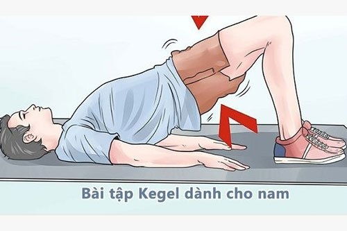 """6.Bài tập Kegel cho """"cậu bé"""" giúp quan hệ lâu ra hơn"""