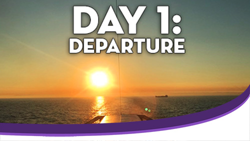 Taize 2018 - Day 1: Departure