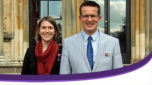 Archbishop's Youth Trust Expands Team & Reach