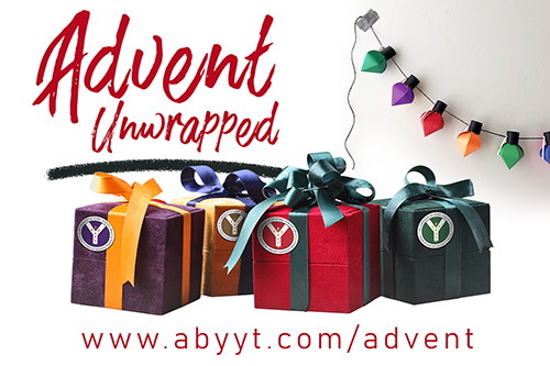 Archbishop's Youth Trust Shares 'Advent Unwrapped'