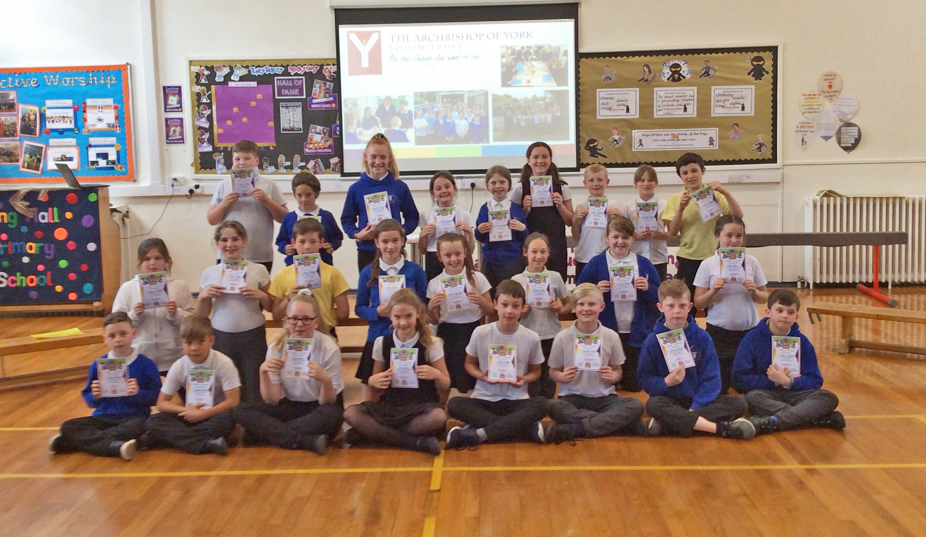 School Story – Tang Hall Primary