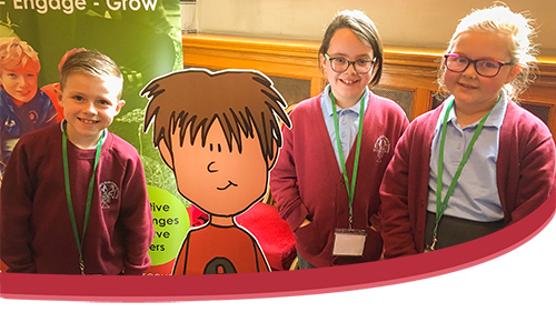 Rochdale Pupils Present at Manchester Young Leaders Conference