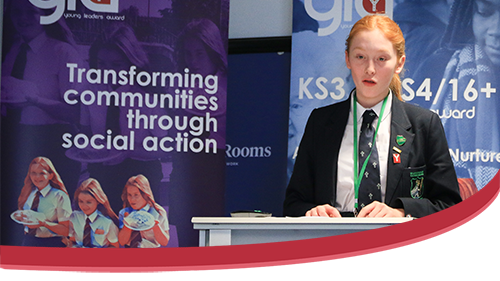 15 Year Old Amelia - Managing Director of Social Enterprise