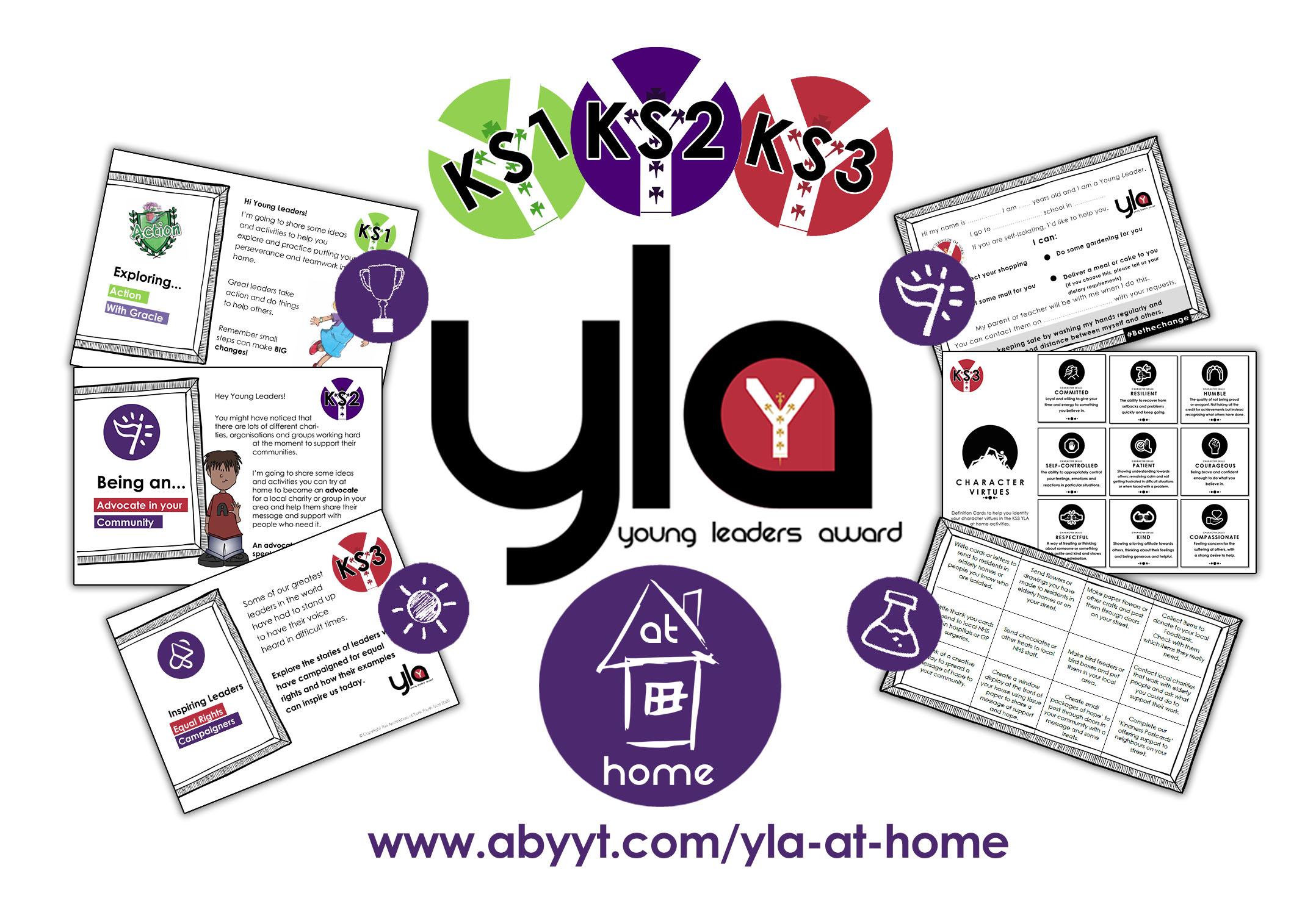 YLA at Home