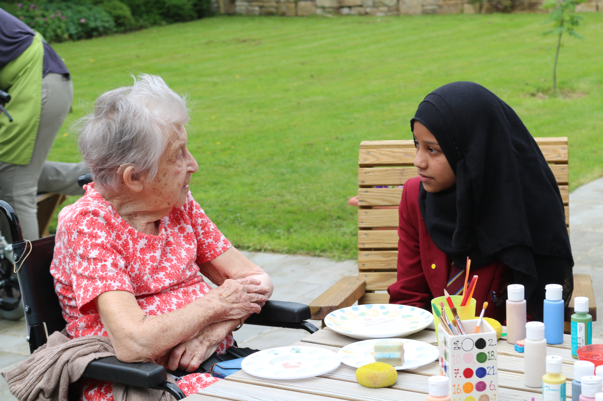 The Importance of Intergenerational Social Action
