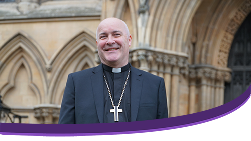 Bishop Stephen Answers Young People's Questions
