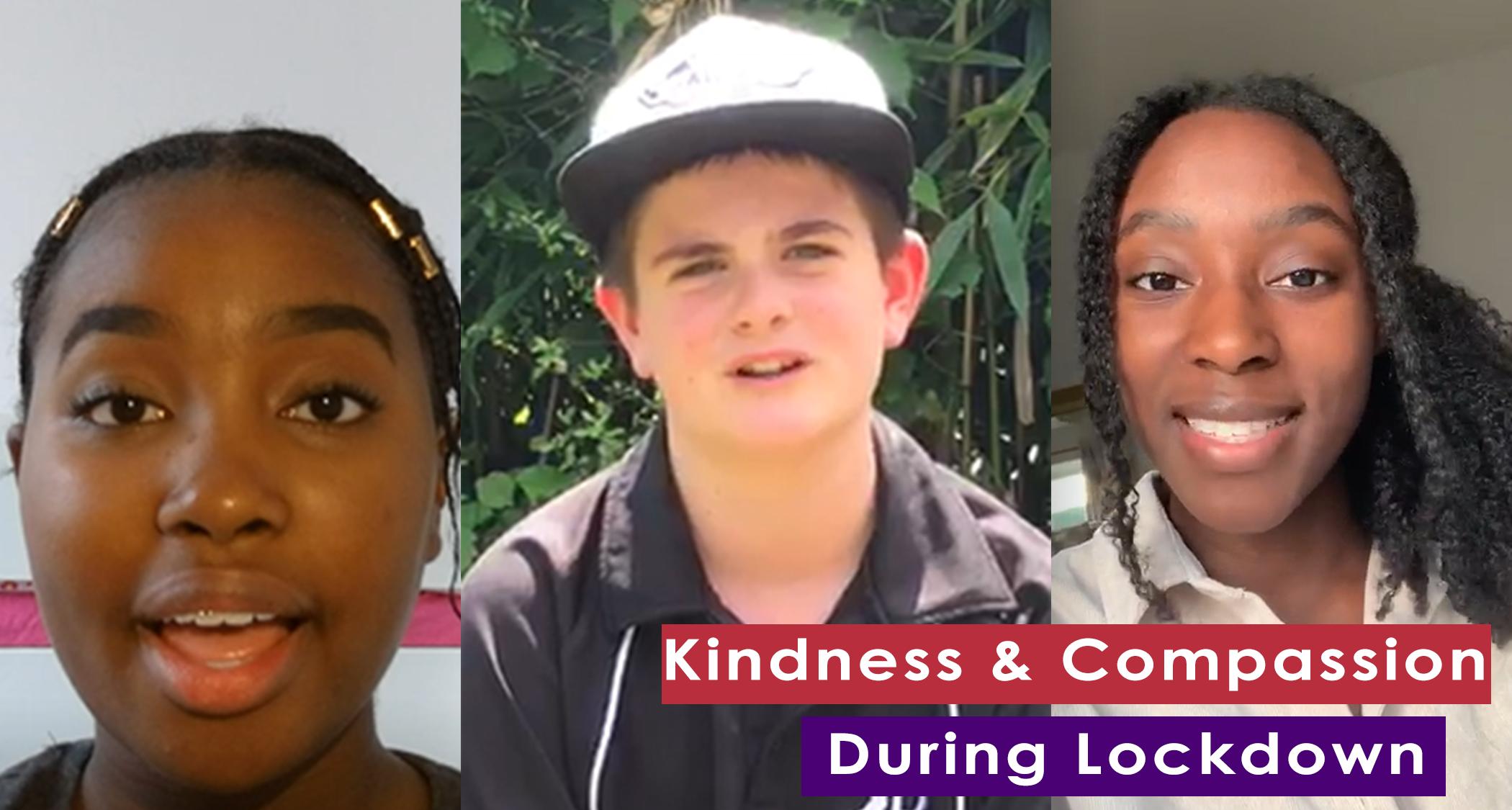 Pupils Show Kindness During Lockdown