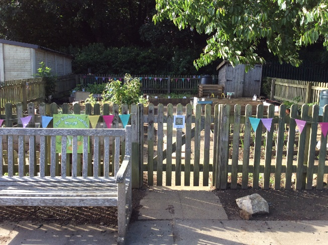 Year 6 Young Leaders Leave a Garden Legacy at their School