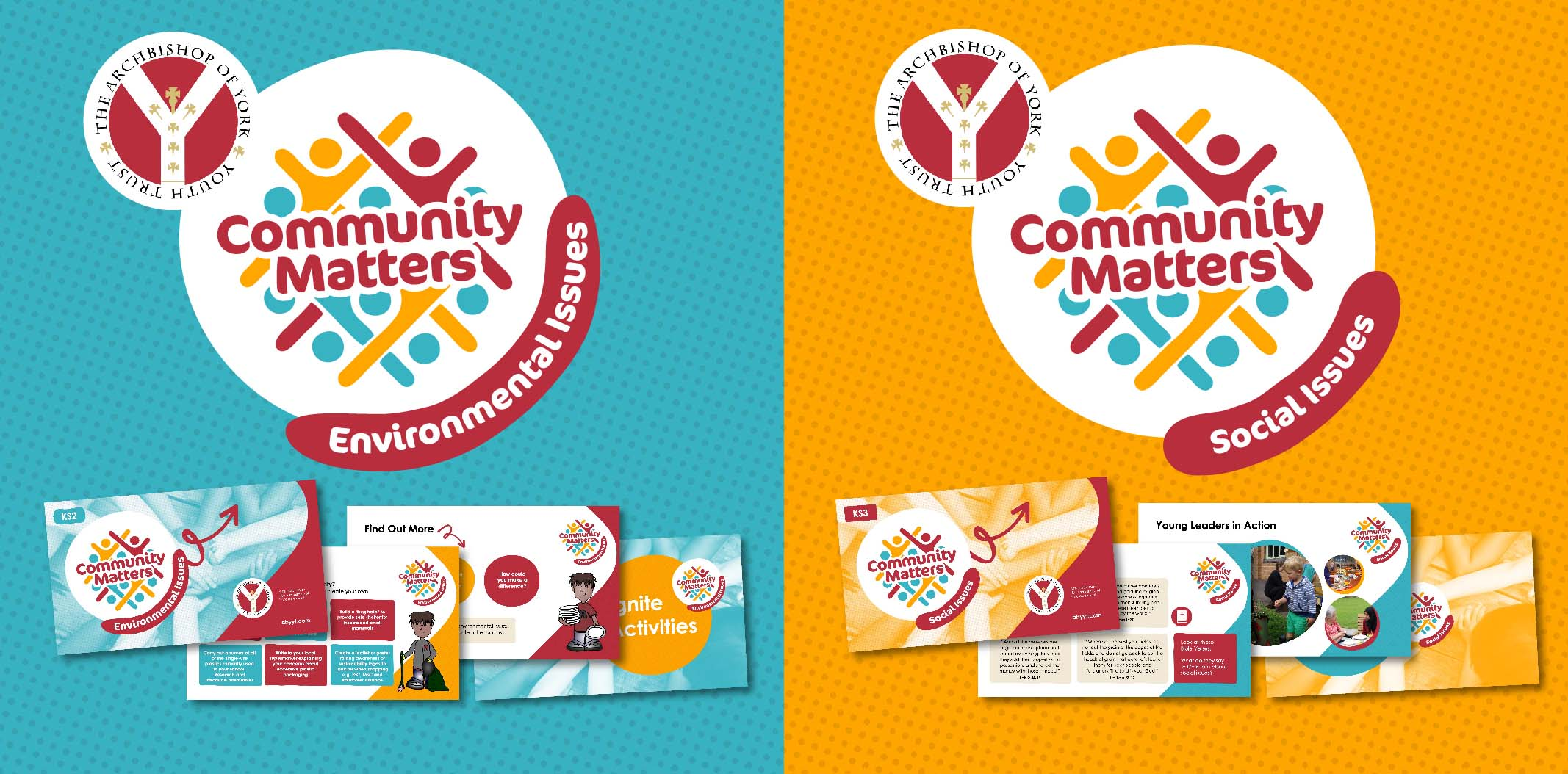 Community Matters - Our New, Free Resource for KS1, 2 and 3