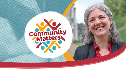Community Matters: Leading with Character in Community - Ruth Le Breton