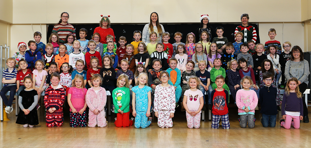 Driffield Infant Class Photo