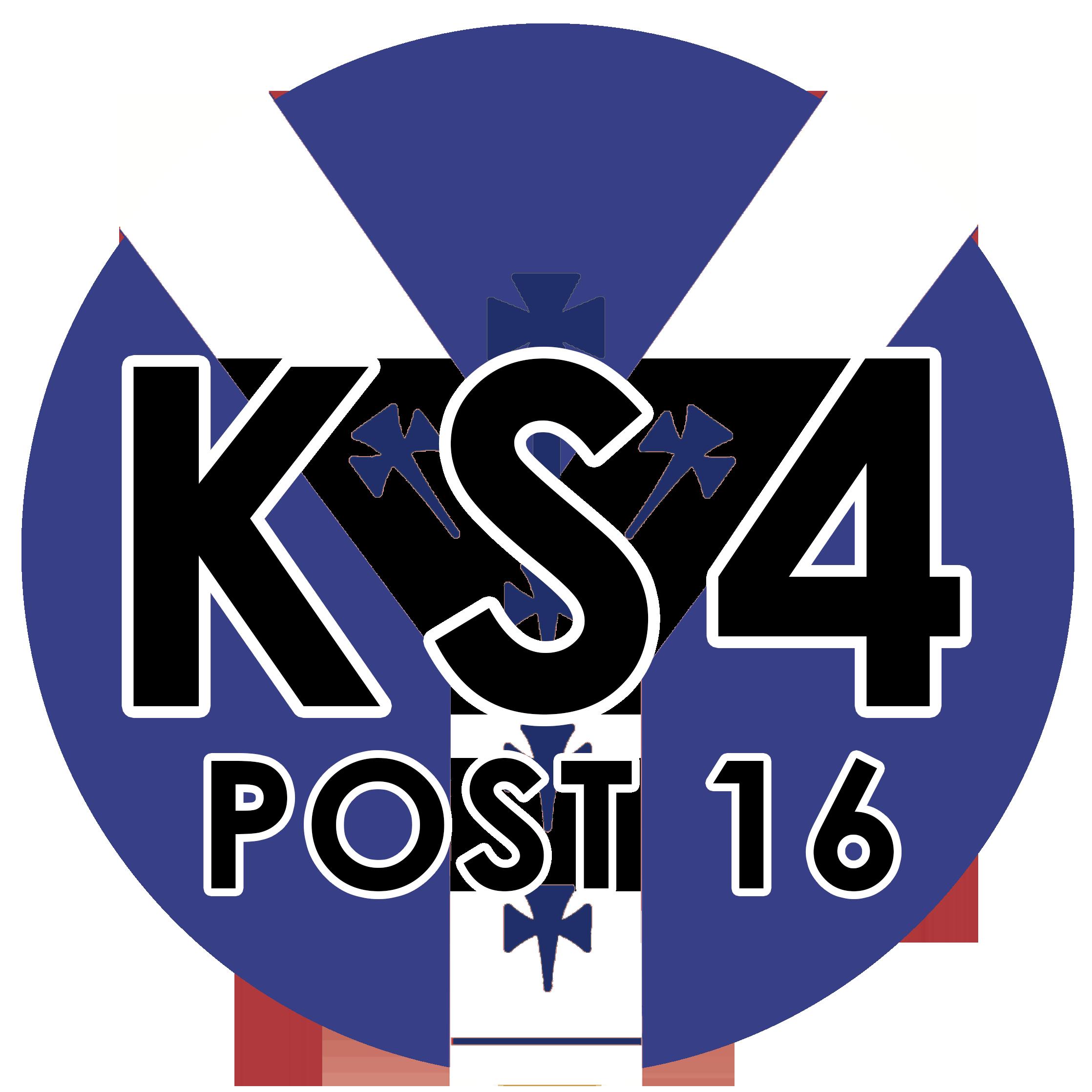 KS4/16+ Logo