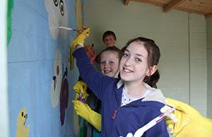 Archbishop Juniors Painting